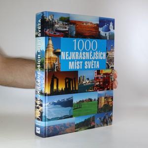 náhled knihy - 1000 nejkrásnějších míst světa