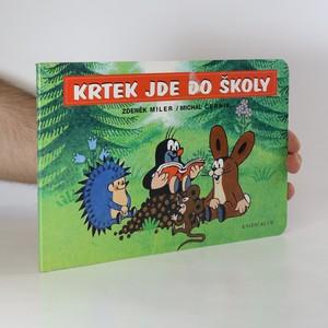 náhled knihy - Krtek jde do školy