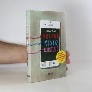 náhled knihy - Volané číslo existuje. Nikdy neházejte s mobilem, žijí v něm lidé