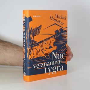 náhled knihy - Noc ve znamení tygra