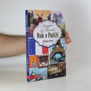 náhled knihy - Rok v Paříži. Bonjour la France!