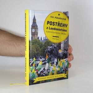 náhled knihy - Postřehy z Londonistánu