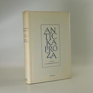 náhled knihy - Antická próza. Láska a dobrodružství