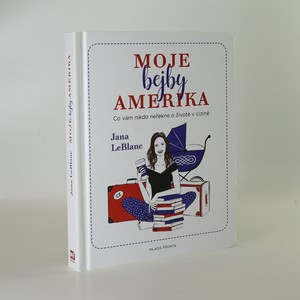 náhled knihy - Moje bejby Amerika