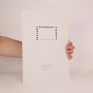 náhled knihy - Základy divadelní činnosti [AMU = DAMU + FAMU + HAMU]
