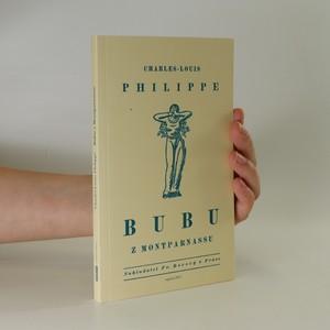 náhled knihy - Bubu z Montparnassu