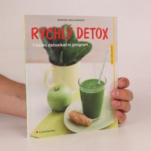 náhled knihy - Rychlý detox. 7denní detoxikační program