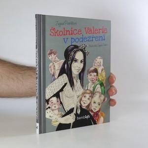 náhled knihy - Školnice Valerie v podezření
