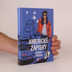 náhled knihy - Americké zápisky