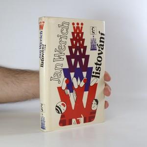 náhled knihy - Listování. Úryvky z korespondence a článků