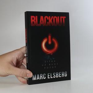 náhled knihy - Blackout. Zítra bude pozdě