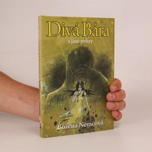 náhled knihy - Divá Bára a jiné prózy