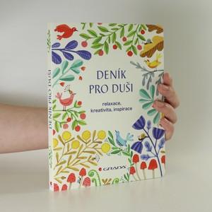 náhled knihy - Deník pro duši. Relaxace, kreativita, inspirace