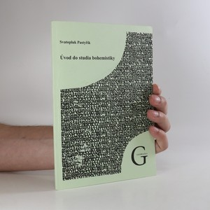 náhled knihy - Úvod do studia bohemistiky