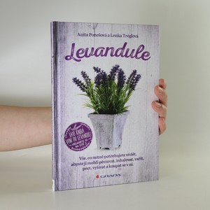 náhled knihy - Levandule