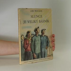 náhled knihy - Slunce je veliký básník