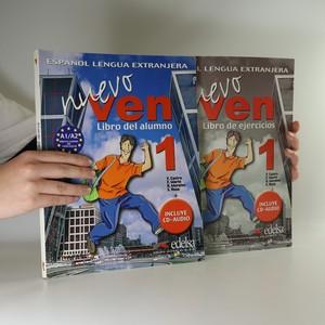 náhled knihy - Nuevo Ven 1. Libro del alumno. Libro de ejercicios (2 svazky)