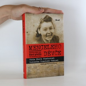 náhled knihy - Mengeleho děvče