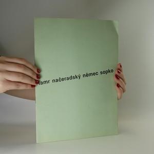 náhled knihy - Lamr, Načeradský, Němec, Sopko (chybí tiráž)
