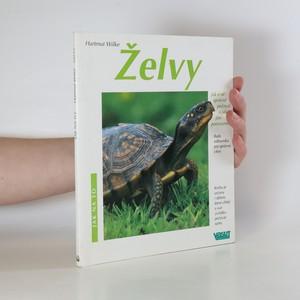 náhled knihy - Želvy. Jak o ně správně pečovat a jak jim porozumět