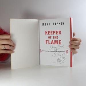 antikvární kniha Keeper of the Flame, 2006