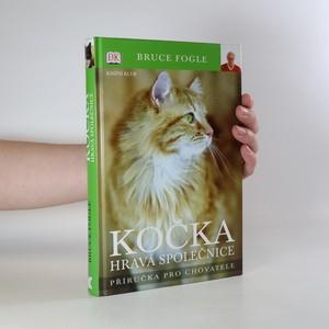 náhled knihy - Kočka. Hravá společnice. Příručka pro chovatele