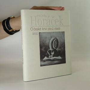 náhled knihy - O české krvi otců vlasti