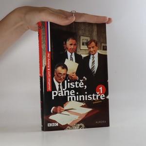 náhled knihy - Jistě, pane ministře 1. díl