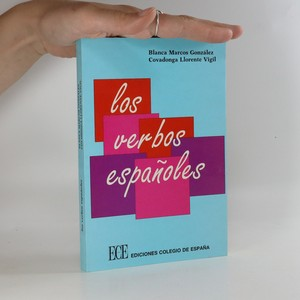 náhled knihy - Los verbos españoles