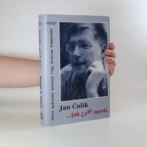 náhled knihy - ...jak Češi myslí