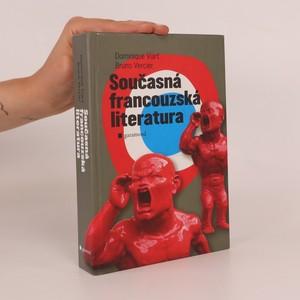 náhled knihy - Současná francouzská literatura
