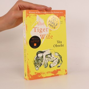 náhled knihy - The tiger's wife