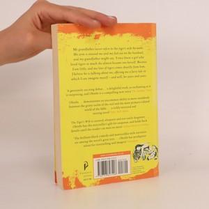 antikvární kniha The tiger's wife, 2011