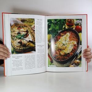 antikvární kniha Velká obrazová kuchařka, 2002