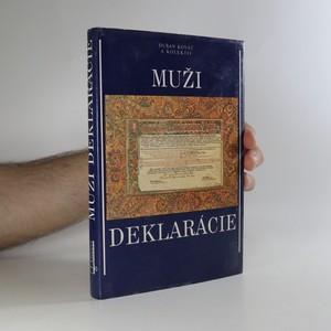 náhled knihy - Muži Deklarácie