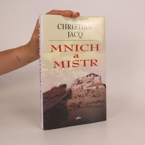 náhled knihy - Mnich a mistr