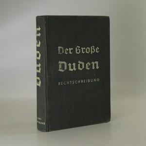 náhled knihy - Der Grosse Duden