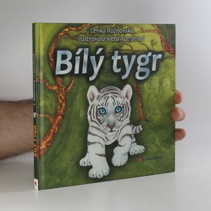 náhled knihy - Bílý tygr