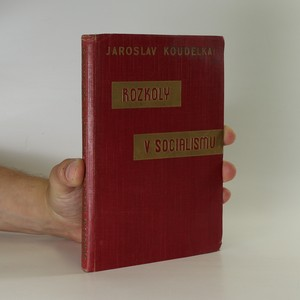 náhled knihy - Rozkoly v socialismu