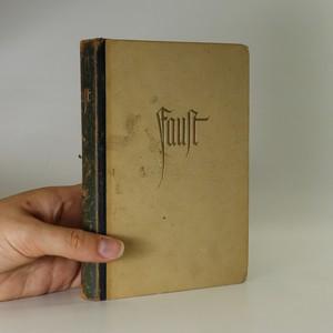 náhled knihy - Faust (německy)