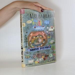 náhled knihy - Vybraná díla poetická, myslitelská a dějepravná
