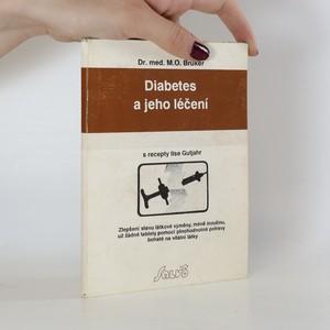 náhled knihy - Diabetes a jeho léčení