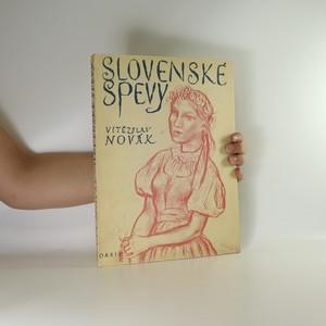 náhled knihy - Slovenské spevy. Souborné vydání: 80 písní s klavírem