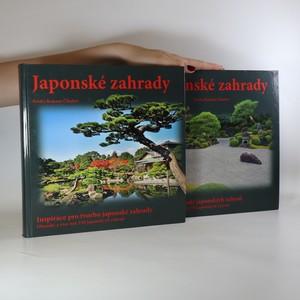 náhled knihy - Japonské zahrady. Prvky a detaily japonských zahrad I.+II. díl (2 svazky)