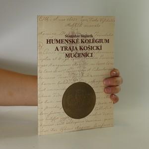náhled knihy - Humenské kolégium a traja košickí mučeníci