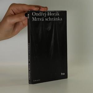 náhled knihy - Mrtvá schránka