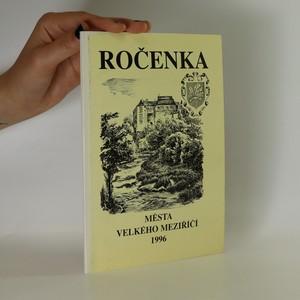 náhled knihy - Ročenka města Velkého Meziříčí 1996