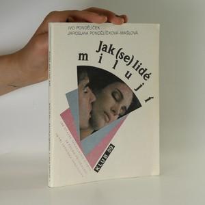 náhled knihy - Jak (se) lidé milují