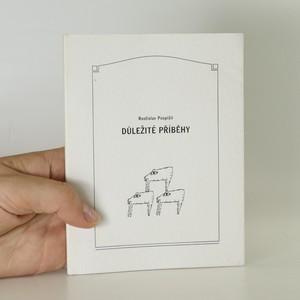 náhled knihy - Důležité příběhy