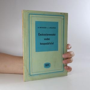 náhled knihy - Československé vodní hospodářství